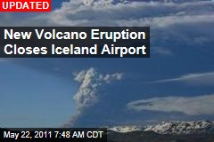 Another Iceland Volcano Erupts