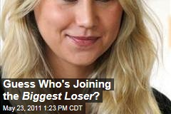 b4b159f86c23 loading Anna Kournikova Replacing Jillian Michaels on 'The Biggest Loser'