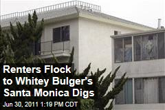 "James ""Whitey"" Bulger's Apartment: Santa Monica Rental To Be Popular Listing"