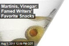 Favorite Snacks, Meals of History's Greatest Writers
