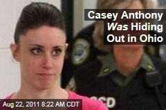 Casey Anthony Back in Florida Awaiting Probation Decision