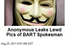 Hackers Leak Lewd Photos of BART Spokesman Linton Johnson