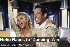 Helio Races to 'Dancing' Win