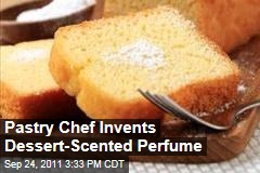Spanish Pastry Chef Makes Dessert-Scented Perfume