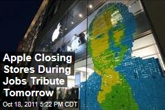 Apple Closing Stores During Steve Jobs Memorial Tomorrow
