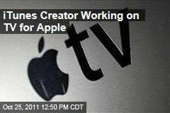 Apple iTunes Creator Jeff Robbin Working on Possible iTV