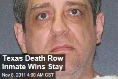 Texas Death Row Inmate Hank Skinner Wins Stay of Execution