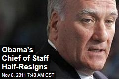 Obama Chief of Staff William Daley Hands Duties to Pete Rouse