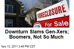 Housing Prices Hurt Generation X More Than Baby Boomers