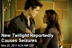 Scene From Twilight Causing Seizures in Theaters