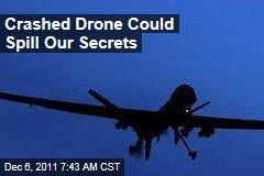 Drone Could Spill US Secrets to Iran, China, Russia