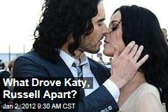 What Drove Katy Perry, Russell Brand to Divorce?