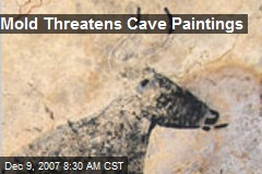 Mold Threatens Cave Paintings