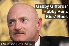 Gabby Giffords' Hubby Pens Kids' Book