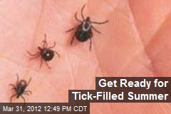 Get Ready for Tick-Filled Summer