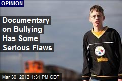 Documentary on Bullying Has Some Serious Flaws