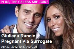 Giuliana Rancic Expecting Baby