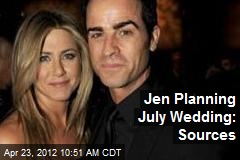 Jen Planning July Wedding: Sources