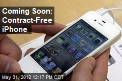 Coming Soon: Contract-Free iPhone