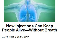 Injections Keep People Breathing in Emergencies
