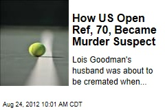How US Open Ref, 70, Became Murder Suspect