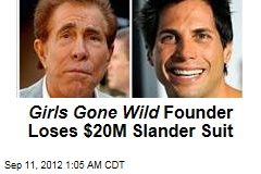 Girls Gone Wild Founder Loses $20M Slander Suit
