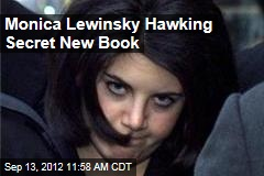 Monica Lewinsky Hawking Secret New Book