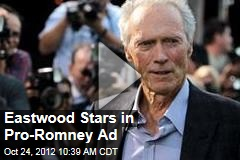 Eastwood Stars in Pro-Romney Ad