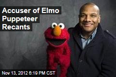 Accuser of Elmo Puppeteer Recants