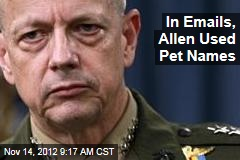 In Emails, Allen Used Pet Names