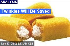Twinkies Will Be Saved