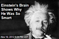 Einstein's Brain Shows Why He Was So Smart