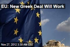 EU: New Greek Deal Will Work