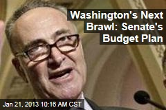 Washington's Next Brawl: Senate's Budget Plan