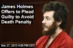 James Holmes Offers to Plead Guilty to Avoid Death Penalty