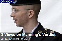 3 Views on Manning's Verdict