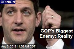 GOP's Biggest Enemy: Reality