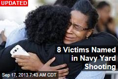 7 Victims Named in Navy Yard Shooting