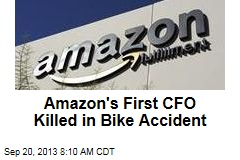 Amazon's First CFO Killed in Bike Accident