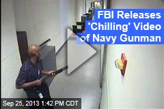 FBI Releases Navy Yard Video
