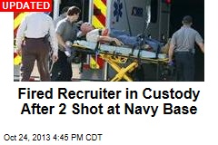 At Least 2 Shot Near Tennessee Naval Base