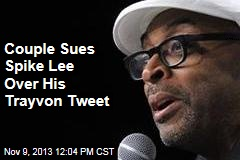 Couple Sues Spike Lee Over His Trayvon Tweet
