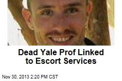 Dead Yale Prof Linked to Escort Services
