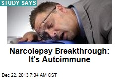 Narcolepsy Breakthrough: It's Autoimmune