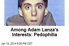 Evidence Points to Adam Lanza as Enraged Pedophile