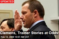 Clemens, Trainer Stories at Odds