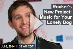 Rocker's New Project: Music for Your Lonely Dog