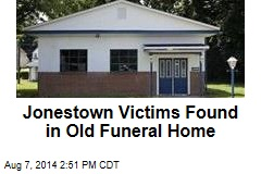 Jonestown Remains Found at Closed Funeral Home
