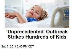 Hundreds of Kids Get Cold-Like Virus