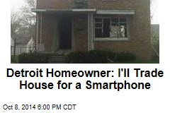 Guy Willing to Trade His House for an iPhone 6